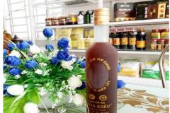 Rượu Cà Na của cơ sở sản xuất rượu cà na Hòa Kiều