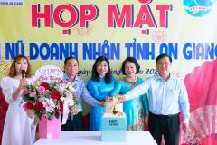 Họp mặt Hội Nữ Doanh nhân tỉnh An Giang năm 2021