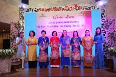 Hội nữ Doanh nhân tỉnh An Giang giao lưu cùng Hội nữ Doanh nhân các tỉnh phía Bắc